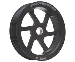Serpentine Power Steering Pulleys