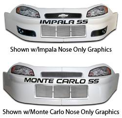 Stock Car Body Panels - Noses - Stock Car Noses