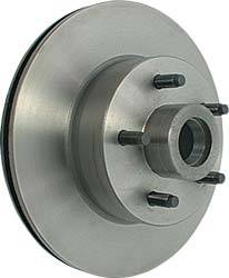 Brake Rotors - Allstar Performance Rotors - Ford Pinto & Granada Rotors