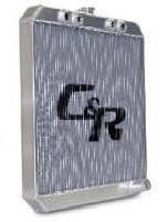 C&R Racing Sprint Car Radiators