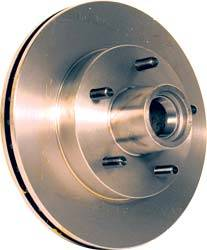 Brake Rotors - Allstar Performance Rotors - GM Metric Rotors