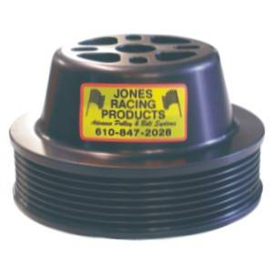 Serpentine Water Pump Pulleys