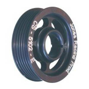 Pulleys & Belts - Crankshaft Pulleys - Serpentine Crankshaft Pulleys