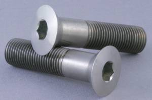 Titanium Bolts : Titanium Nuts : Titanium Washers