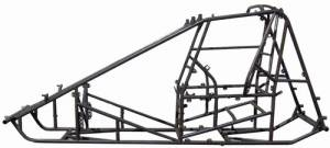 Bare Sprint Car Chassis