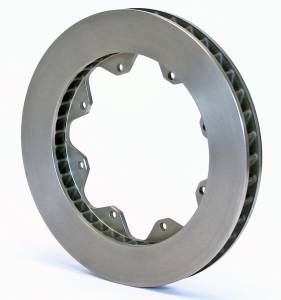 Brake Rotors - Wilwood Rotors - HD Curved Vane Rotors