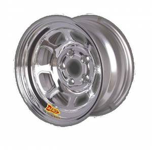 "Aero Wheels - Aero 50 Series Rolled Wheels - Aero 50 Series 15"" x 7"" - 5 x 5"""