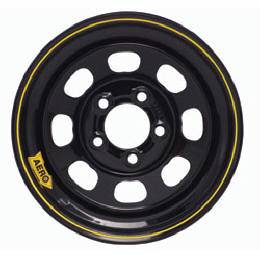 "Aero Wheels - Aero 50 Series Rolled Wheels - Aero 50 Series 15"" x 8"" - 5 x 5"""