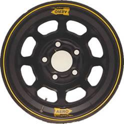 "Aero Wheels - Aero 51 Series Spun Wheels - Aero 51 Series 15"" x 8"" - 5 x 4.5"" (Ford)"