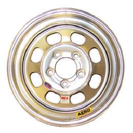 "Aero Wheels - Aero 52 Series IMCA Wheels - Aero 52 Series 15"" x 8"" - 5 x 4.5"" (Ford)"