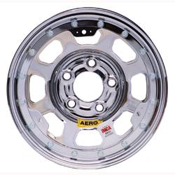 "Aero Wheels - Aero 53 Series Rolled Beadlock Wheels - Aero 53 Series 15"" x 10"" - 5 x 4.75"" (GM)"