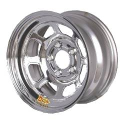"Aero Wheels - Aero 56 Series Extreme Bead Wheels - Aero 56 Series 15"" x 8"" - 5 x 5"""