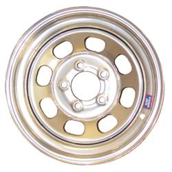 "Bart Standard Weight Wheels - Bart Standard 15"" x 8"" - Bart Standard 15"" x 8"" - 5 x 4.75"" (GM)"