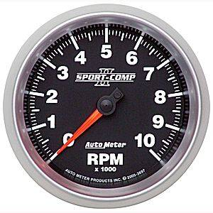 Mechanical Oil Temp Gauges