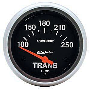 Gauges - Transmission Temp Gauges - Electric Transmission Temp Gauges