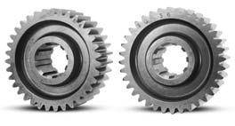 Driveline & Rear End Components - Quick Change Gears - Quarter Master Mark II Gear Sets