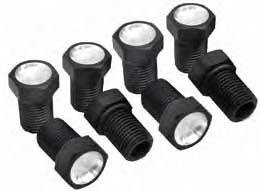 Fuel System Components - Fuel Injection - Down Nozzle Plugs & Filters