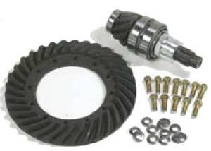 Driveline & Rear End - Quick Change Service Parts - Ring and Pinion