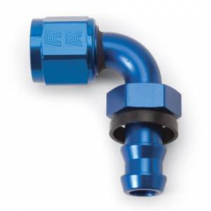 Hose Ends - Russell Twist-Lok Hose Ends - Russell 90° Twist-Lok Hose Ends