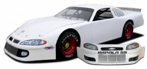 Stock Car Body Panels - Fenders - Aluminum Fenders