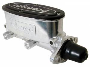 Brake Master Cylinders - Wilwood Master Cylinders - Tandem Chamber