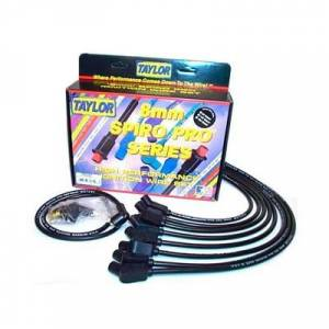 Spark Plug Wires - Taylor Spark Plug Wires - Taylor 8mm Pro Race-Fit Wires