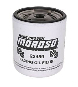 Oil Filter - Oil Filters - Spin-On - Moroso Racing Oil Filters