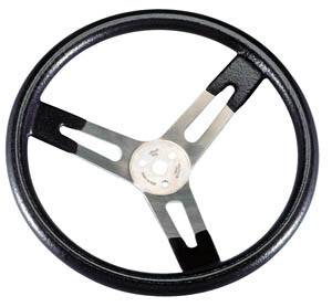 "Steering Wheels & Accessories - Competition Steering Wheels - Aluminum - 13"" Aluminum Steering Wheels"