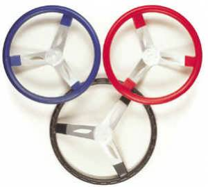 "15"" Aluminum Steering Wheels"