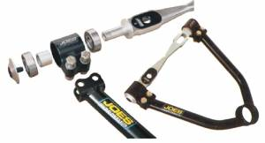 Control Arms - Upper Control Arms - JOES Slotted Bearing Upper Control Arms