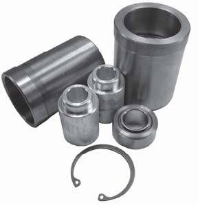Bushings - Control Arm Bushing Sets - Mono Ball Control Arm Bushings
