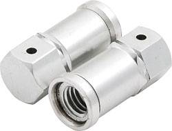 Driveline & Rear End Components - Quick Change Service Parts - Rear Cover Nuts, Bolts & Locks