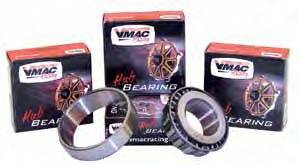 Bearings, Seals & Caps
