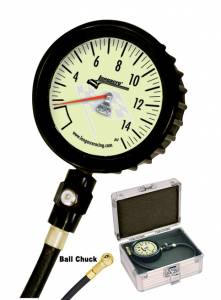 Wheels & Accessories - Tire Gauges - Standard Tire Pressure Gauges