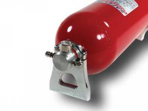 Fire Extinguishers - Fire System Parts & Accessories - Bottle Mounting Brackets