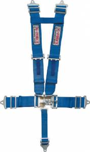 Seat Belts & Harnesses - Latch & Link Restraint Systems - H-Type Latch & Link Restraints