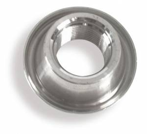 Weld-In Bungs & Fittings - Aluminum Weld-In Fittings - Female AN Aluminum Weld-In Fittings
