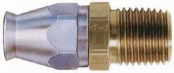 Hose Ends - Aeroquip Reusable Steel Hose Ends - Aeroquip Reusable Steel Male NPT Hose Ends