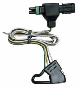 Trailer & Towing Accessories - Trailer Wiring and Electronics - T-One Connectors