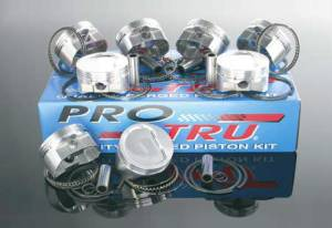Wiseco ProTru Forged Piston & Ring Kits
