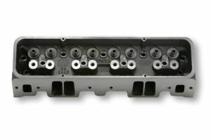 Cylinder Heads - Cast Iron Cylinder Heads - SB Chevy - EngineQuest Cast Iron Heads - SBC