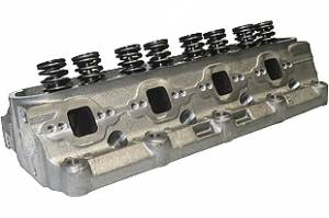 Cylinder Heads - Cast Iron Cylinder Heads - SB Ford - World Products Cast Iron Heads - SBF
