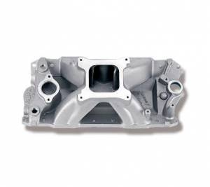 Intake Manifolds - Intake Manifolds - Small Block Chevrolet - Holley Intake Manifolds - SBC