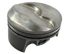 Pistons & Piston Rings - Forged Pistons - SB Chevy - Mahle Forged Pistons - SBC