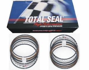 Total Seal Gapless Top Ring File Fit Piston Rings