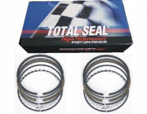 Pistons & Piston Rings - Piston Rings - Total Seal TS1 Standard Gap Gapless Second Ring Piston Rings