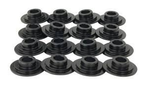 Valve Train Components - Valve Spring Retainers - 10° Steel Valve Spring Retainers