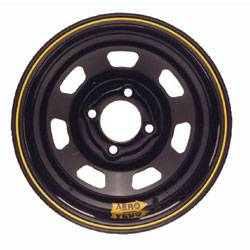 "Aero 30 Series Rolled Wheels - Aero 30 Series 13"" x 8"" - Aero 30 Series 13"" x 8"" - 4 x 4.25"""
