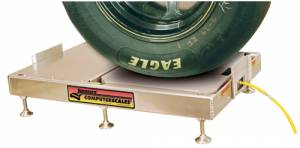 Tools & Pit Equipment - Scale Systems and Components - Scale Pad Levelers and Roll-Offs