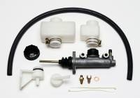 "Wilwood Master Cylinders - Wilwood Combination Master Cylinders - Wilwood Engineering - Wilwood 1-1/8"" Combination Master Cylinder Kit (1.0"" Stroke)"